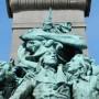 Le Monument de Wattignies avec Carnot, Jourdan, Duquesnoy, et le Tambour Stroh, ou Monument à Lazare Carnot - Maubeuge - Image7