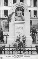 Monument à Emile Zola – Suresnes