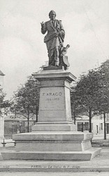 Monument à Arago – Paris, 14e arr.
