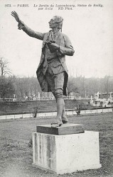 Monument à Jean-Sylvain Bailly – Paris (75006) (fondu)