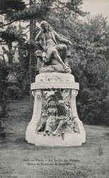 Monument à Bernardin de Saint-Pierre – Paris (75005)
