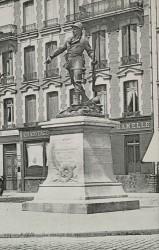 Monument au sergent Bobillot – Paris (75011) (fondu)