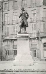 Monument à de Condorcet – Paris, 6e arr.