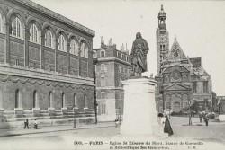 Monument à Pierre Corneille – Paris, 5e arr.
