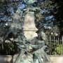 Monument à Eugène Delacroix - Jardin du Luxembourg - Paris (75006) - Image2