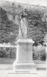 Monument à Maria Deraismes – Paris (75017) (fondu – remplacé)