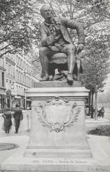 Monument à Diderot – Paris (75006)
