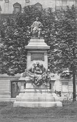 Monument à Alexandre Dumas – Paris, 17e arr.