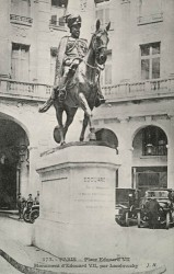 Monument à Edouard VII – Paris (75009)