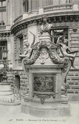 Monument à Charles Garnier – Paris (7509)