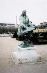 Monument à Jules Hardouin Mansart – Paris, 75007