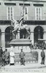 Monument à Jeanne d'Arc – Paris (75001)