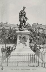 Monument à Alphonse de Neuville – Paris, 17e arr.