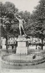Monument au marechal Ney – Paris, 6e arr.