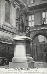 Monument à Denis Papin – Paris (75003)