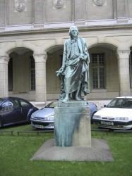 Monument à Parmentier – Paris, 6e arr.