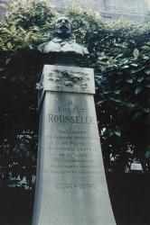 Monument à Ernest Rousselle – Paris (75013)