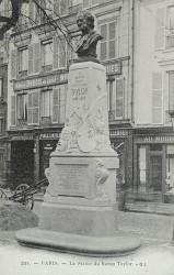 Monument au baron Isidore Taylor  – Paris (75010) (fondu – remplacé)