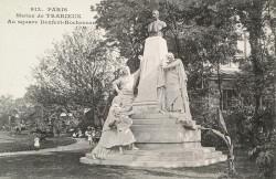 Monument à Ludovic Trarieux – Paris (75014) (fondu)