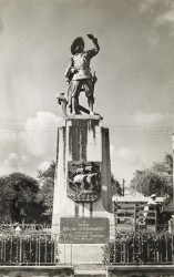 Monument à Belain d'Esnambuc – Fort-de-France – Martinique