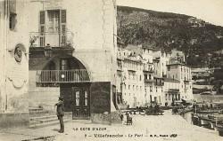 Monument à Sadi Carnot – Villefranche-sur-Mer