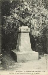 Monument à l'ingénieur Cotard – Pléneuf-Val-André  (déplacé)