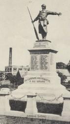 Monument aux morts de 14-18 – Aix-Noulette