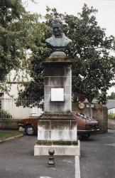 Monument à Jean-Baptiste Muller – Denée