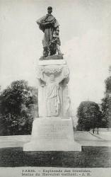 Monument au maréchal Galliéni – Paris (75007)