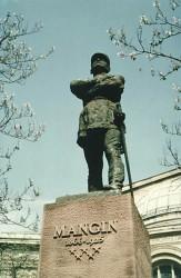 Monument au général Mangin – Paris, 7e arr.