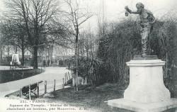 Diogène (fondu) – Paris, 75003