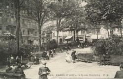 Monnaie de singe (fondu) – Paris, 75009