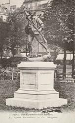 Un Vainqueur de la Bastille, ou Le Volontaire de 1792  – Paris, 75011 (fondu)