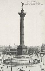La Colonne de Juillet, ou Le Génie de la Liberté – Paris (75004)