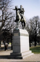 Monument à Simon Bolivar – Paris (75008)