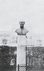Monument à Émile Chautemps – Square Émile Chautemps – Paris (75003)(Fondu)