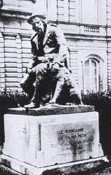 Monument à Léon Cladel – Paris (75006) (fondu)