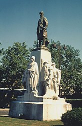Monument au maréchal Fayolle – Paris, 7e arr.