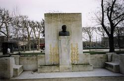 Monument au général Gustave Ferrié – Paris, 75007