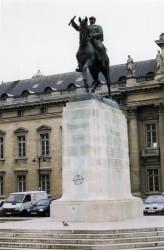 Monument au maréchal Joffre – Paris, 7e arr.
