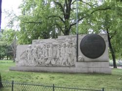 Monument à Jean-Baptiste Marchand – Paris, 75012