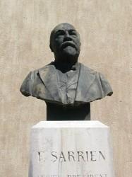 Monument à Ferdinand Sarrien – Bourbon-Lancy