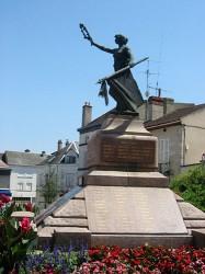Monument aux morts de 14-18 – Saint-Pourçain-sur-Sioule