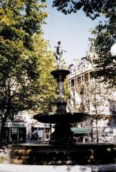 Fontaines du Théâtre-Français – Paris (75001)