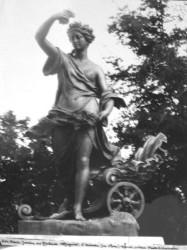 L'Aurore, ou Flore et son char – Paris  (75001) (déplacée au Louvre)