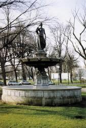 Diane au milieu des roseaux – Paris (75008)