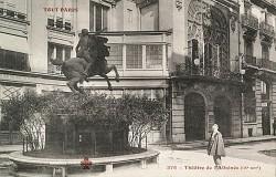 Le Poète chevauchant Pégase – Paris (75009)