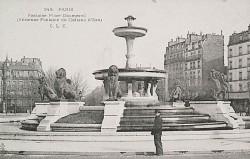 Fontaine du Château-d'Eau – Paris, 12e arr.