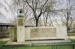 Monument au général Diego Brosset – Paris, 75015