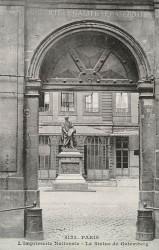 Gutenberg – Paris (75015)
